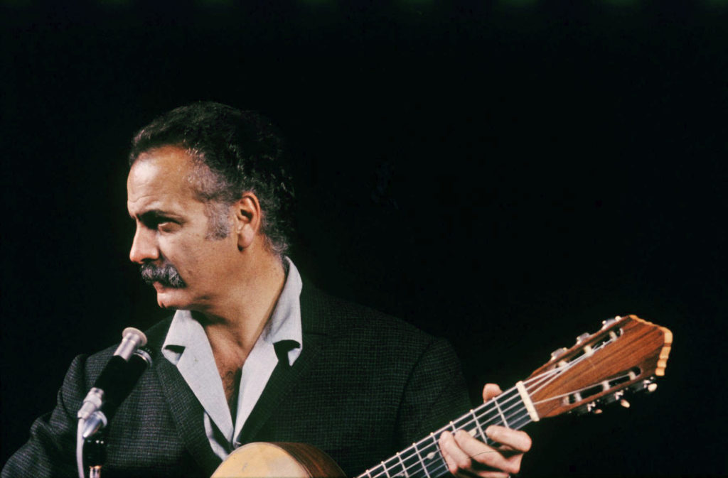 Claude Duray chante Brassens