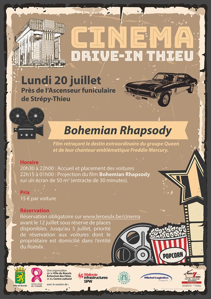 "Cinéma Drive-In Thieu ""Bohémian rhapsody"""