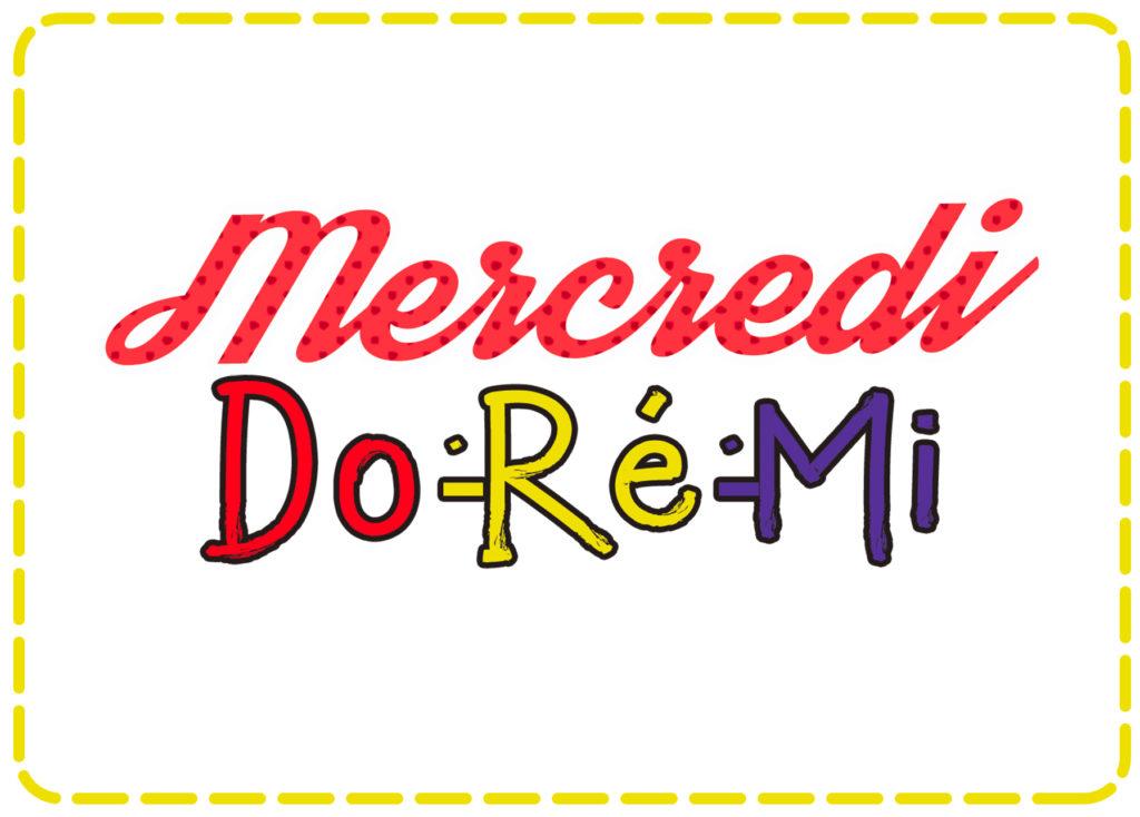 Mercredi Do-Ré-Mi > 3-5 ans