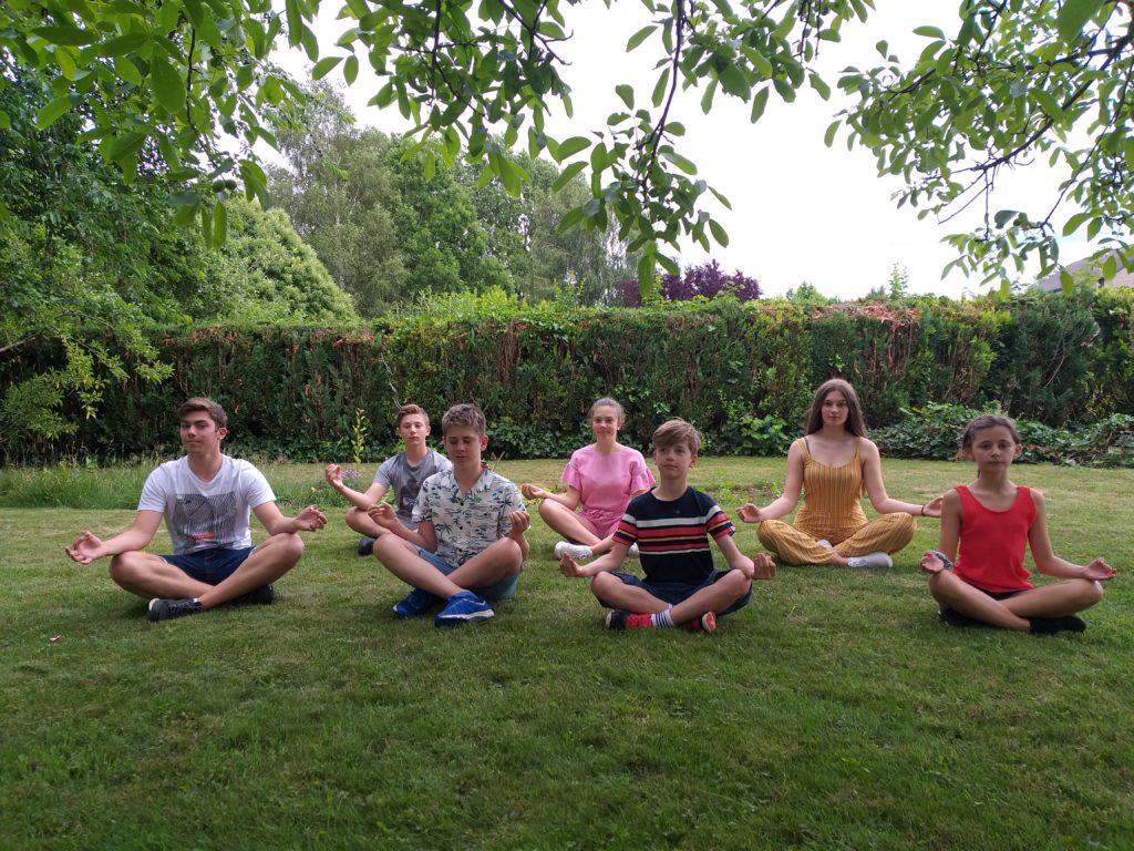 Yoga Kids en 2021 – 4>7 et 8>12 ans