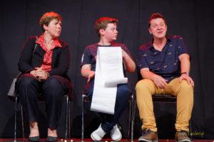 Julius 1er, l'enfant roi (Tim Doucet, Alain Doucet et Sabine Meulenyser)