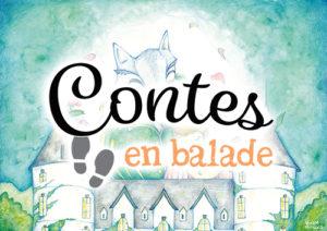 """""""Contes en Balade"""" - Le loup blanc"""