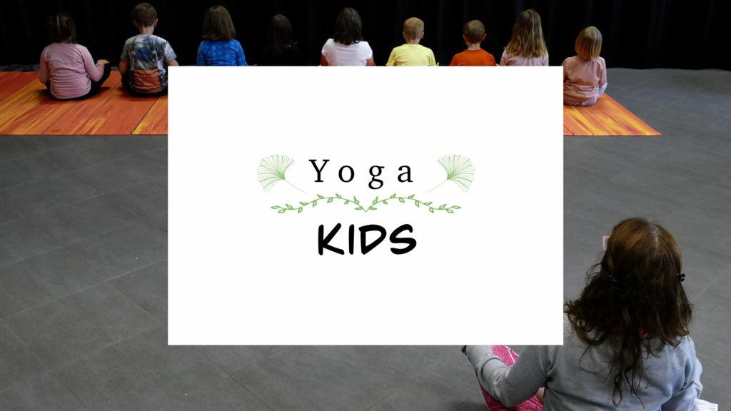 Atelier Yoga Kids – 4>7 ans et 8-12 ans – Rentrée de septembre 2021